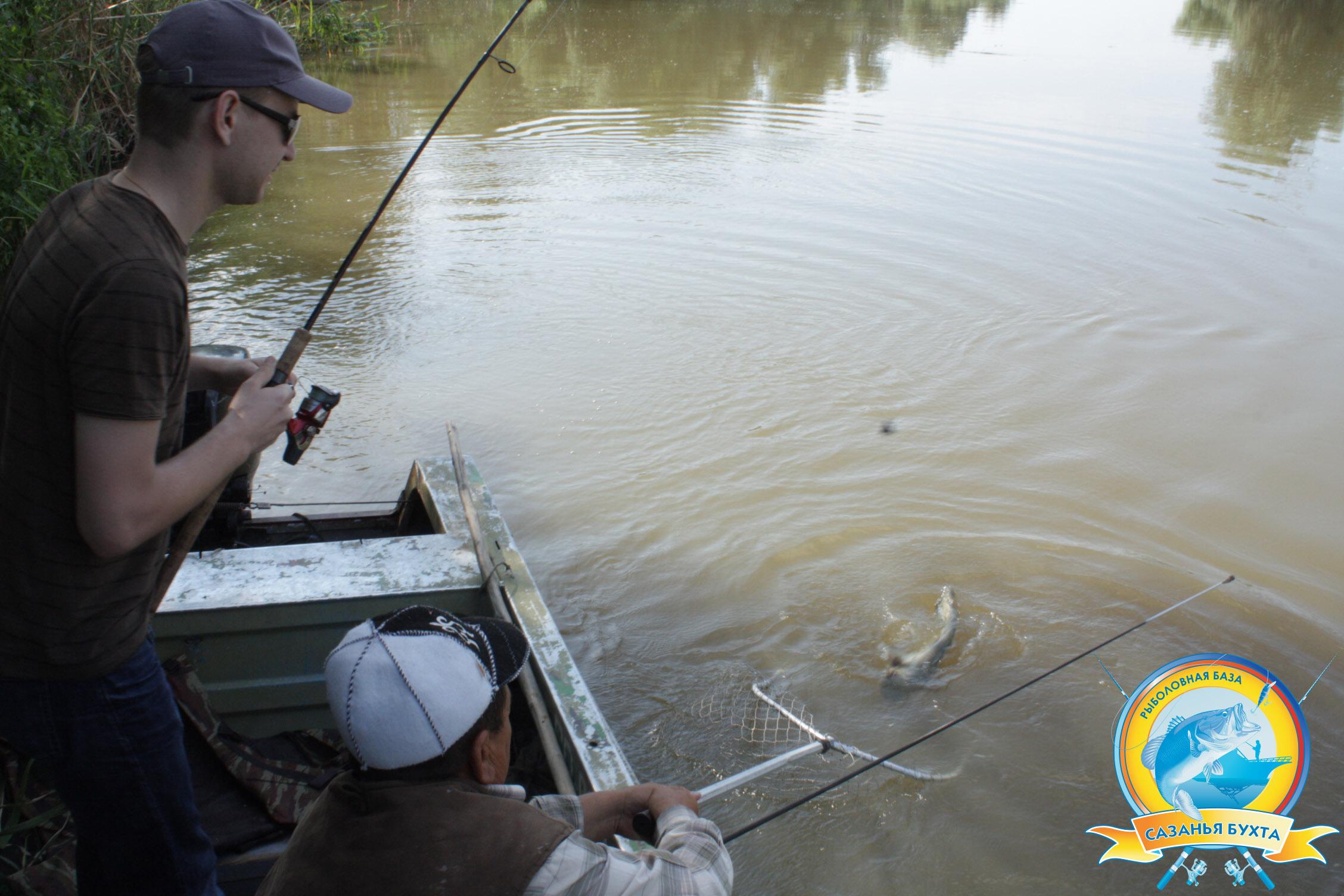 рыбалка на кулагинском банке