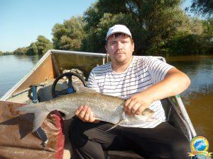Хороший отдых на рыбалке