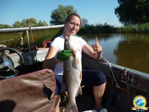 Мечта любого рыбака - счастливая жена!