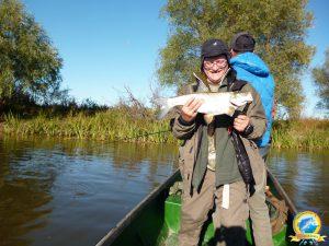 Не в количестве пойманой рыбы измеряется рыбацкое счастье
