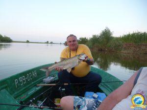 Рыбалка в Астрахани - одно удовольствие