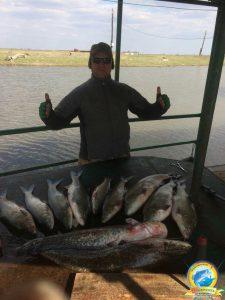 Весенняя рыбалка прошла на отлично