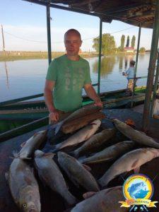 О чем бы рыбак ни говорил, он всегда говорит о рыбалке!