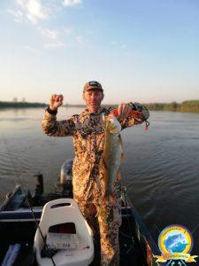 Отличный день для рыбалки!