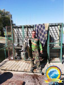 Рыбалка в Астрахани- не забываемые ощущения удачи!