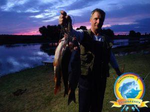 Успешная рыбалка